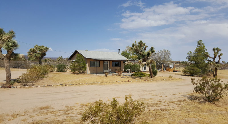 Yucca Valley Cabin for Rent